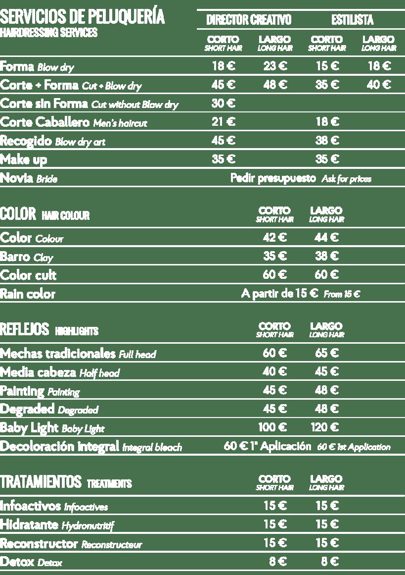 Tarifas-Nueva-2018 OK